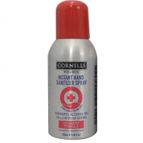 Cornell's Hand Sanitizer Spray 100ml