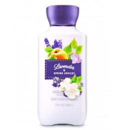 Lavender & Spring Apricot Body Lotion 236 ML