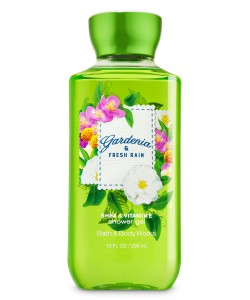 Gardenia & Fresh Rain Shower Gel 295 ML