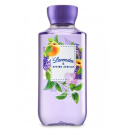 Lavender & Spring Apricot Shower Gel 295 ML