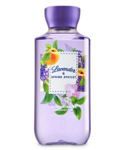 Lavender & Spring Apricot Shower Gel 295 ML