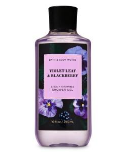 Violet Leaf & Blackberry Shower Gel 295 mL