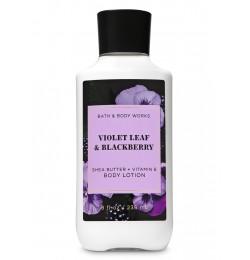 Violet Leaf & Blackberry  Body Lotion 236 mL