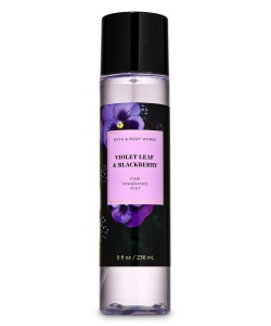 Violet Leaf & Blackberry Mist 236 mL